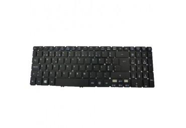 Teclado Acer V5 Series Preto sem moldura PT-PT