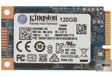 SSD Kingston UV500 de 120 GB [SUV500MS / 120G]