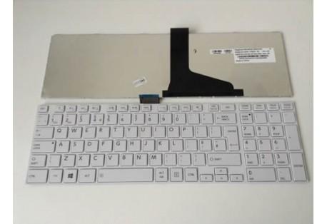 Teclado Toshiba L850 Branco