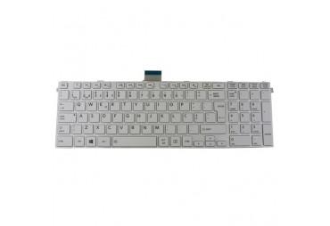 Keyboard TOSHIBA Satellite L50-A L50D-A L50T WHITE EN-EN