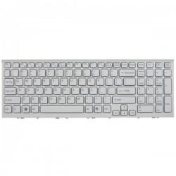 Keyboard SONY Vaio VPCEE BRANCO PT-EN