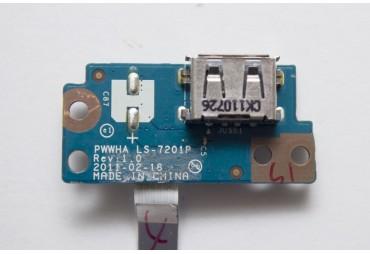 Placa USB Toshiba C-660