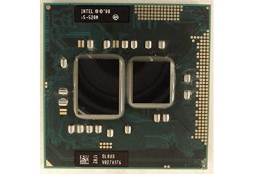 Intel Core i5-520M CPU Processor- SLBU3
