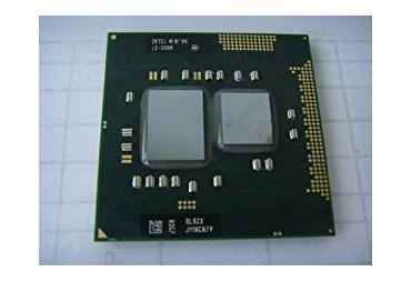 Intel Core i3-380m 2.53Ghz 3Mb CPU Processor SLBZX