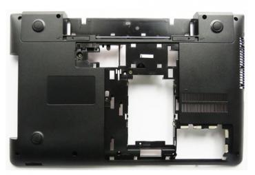 Samsung NP350V5C-s06pt chassis bottom