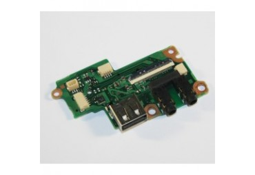 Toshiba Portege R700 Audio and USB port