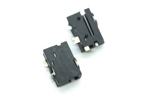 Ficha DC 2.5X0.7mm SMD SMT 5 PINOS Tablet