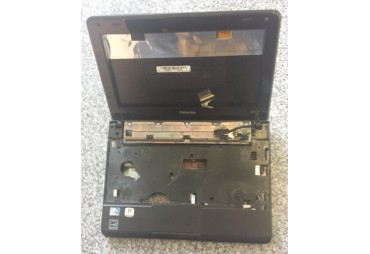 Carcaça completa para Toshiba NB510 (Sem tampas, com cabo flat, dobradiças e cabo power)