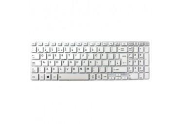 Keyboard TOSHIBA Satellite L50-B L50D-B WHITE EN-EN