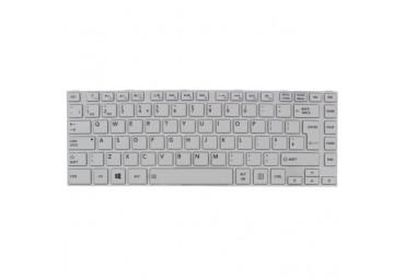 Keyboard TOSHIBA Satellite L800 C800 M800 WHITE EN-EN
