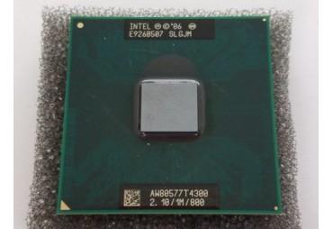 Intel Pentium T4300 2.1 GHz Dual-Core SLGJM Processor