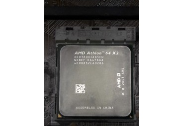 AMD Athlon 64 X2 ADO3800IAA5CU CPU 2400MHz Socket AM2 LDBFF for Desktop