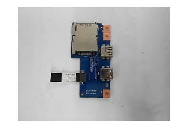 ACER ASPIRE 3820T MS2292 USB PORT Card Reader Board