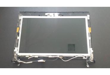 Carcaça do monitor para Toshiba NB500 com dobradiças, Antena Wifi, cabo flat e webcam (Sem Frame e sem tela)