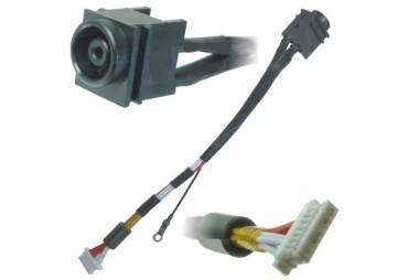 Power jack SONY Vaio VGN-SZ5XN/C PCG-6Q1M