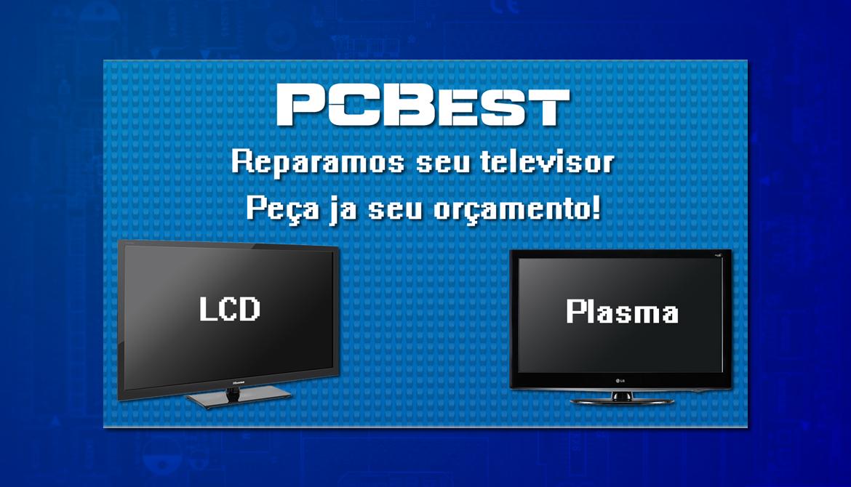 Repair of LCD and Plasma TVS